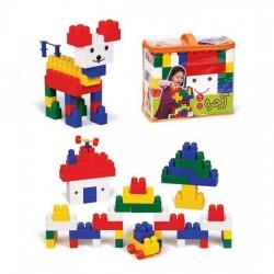 آجره کیفی 70 قطعه - با فرزندان
