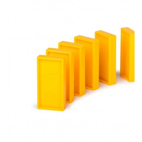 چیدنی ها حرفه ای فله زرد 50 عددی - با فرزندان