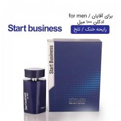 ادكلن 100 میل - استارت بیزینس (مردانه) | (Start business (Men - هلنسا