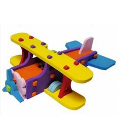 پازل سه بعدی هواپیما - پازلکده