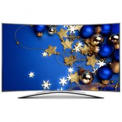 تلویزیون Curved 65XT810 LED