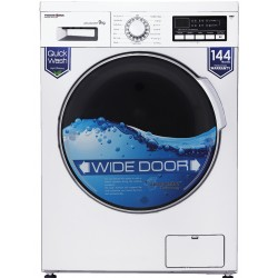 ماشین لباسشویی پاکشوما 9 کیلویی مدل WFU-90412 سفید