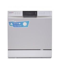 ماشین ظرفشویی 8 نفره پاکشوما مدل DSP-8038HS سیلور