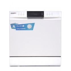 ماشین ظرفشویی 8 نفره پاکشوما مدل DSP-8038HW سفید