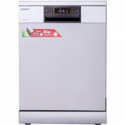 ماشین ظرفشویی 15 نفره پاکشوما مدل DSP-15623 سیلور