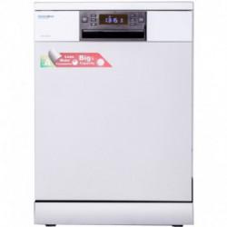 ماشین ظرفشویی 15 نفره پاکشوما مدل DSP-15623 سفید