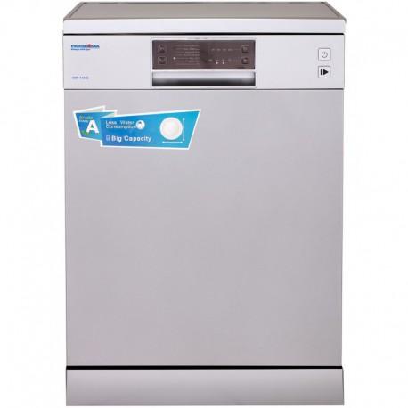 ماشین ظرفشویی 14 نفره پاکشوما مدل DSP-1434 سیلور