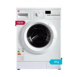 ماشین لباسشویی 8کیلوگرمی wm-814 سفید - پارس خزر