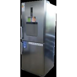 یخچال فریزر ES35 طرح تیتانیوم درب بار - الکترو استیل