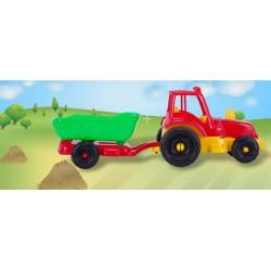 تراکتور کشاورزی اسباب بازی زرین تویز مدل H3