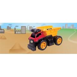 ماشین بازی زرین تویز مدل کامیون کاترپیلار F5