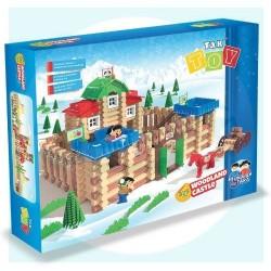 قلعه جنگلی 325 قطعه - تک توی