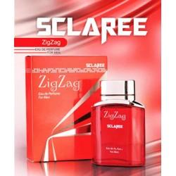 ادوپرفیوم مردانه زیگ زاگ اسکلاره |Sclaree Zig Zag Eau De Parfum For men