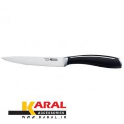 چاقوی برش و خردکردن آشپزخانه کارال مدل روما 8 اینچی
