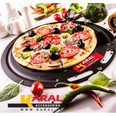 ظرف پیتزا و تخته چند منظوره کارال