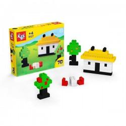 لگو خانه کوچک 70 قطعه - بازی تا