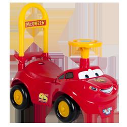 ماشين بازي زرين تويز مدل Musical Ride McQueen J3