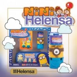 ست ادکلن کودک مینیون - هلنسا
